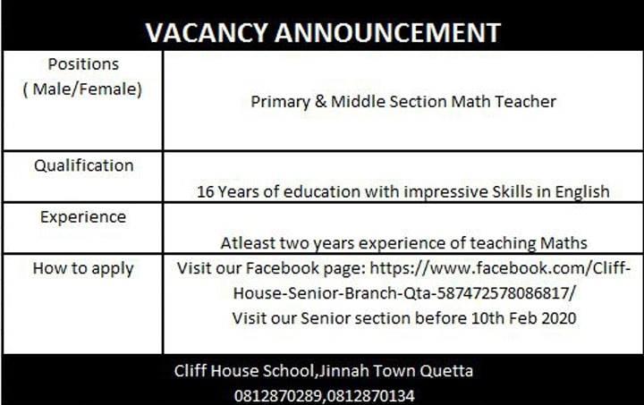 balochistan opportunities